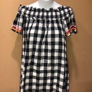 ASOS NWT plaid dress